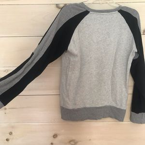 J. Crew grey sweater